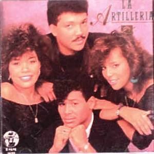 LA ARTILLERIA - La Artilleria (1990) - CD