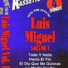 LUIS MIGUEL (1995) - Karaoke Cassette