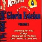 GLORIA ESTEFAN (1995) - Karaoke Cassette
