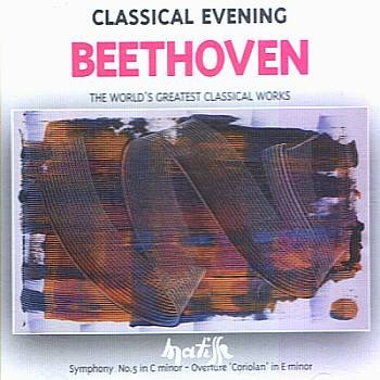 CLASSICAL EVENING - Beethoven (1998) - CD