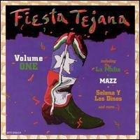 Fiesta Tejana Vol. 1 - Varios Artistas (1991) - CD