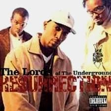 THE LORDS OF THE UNDERGROUND - Resurrection (1999)-CD