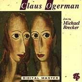 CLAUS OGERMAN - Featuring Michael Brecker (1991) - CD