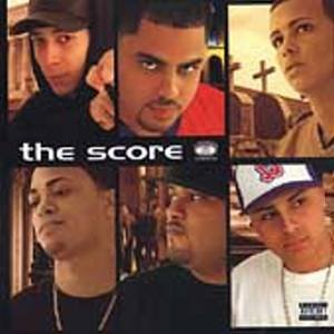 THE SCORE - Varios Artistas (2003) - CD