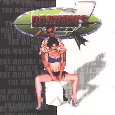 DARWIN'S  THE MUSIC ( 1999) - CD