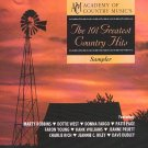 THE 101 GREATEST COUNTRY HITS - Sampler (1997) - CD