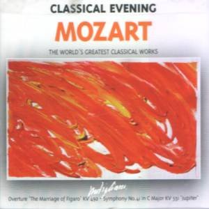 CLASSICAL EVENING - Mozart (1998) - CD