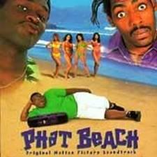 PHAT BEACH - Original Motion Picture Soundtrack (1996) - CD