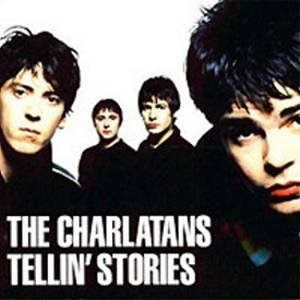 THE CHARLATANS - Tellin' Stories (1997) - CD