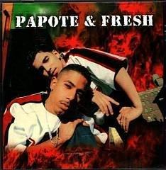 PAPOTE & FRESH (1998) - CD