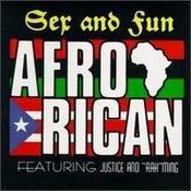AFRO - RICAN -- Sex & Fun (1991) - CD