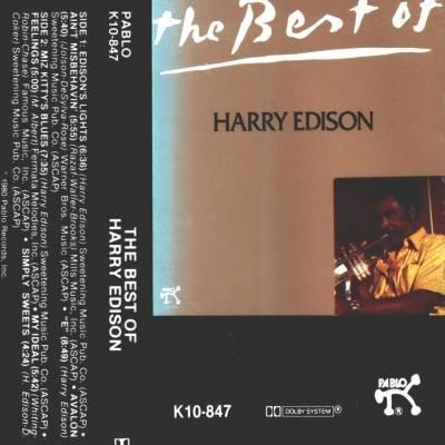 HARRY EDISON