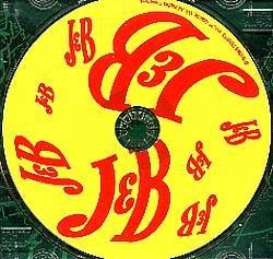 J & B JAZZ AND BLUES - Promo CD