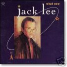 JACK LEE - What Now (1993)- Cassette Tape