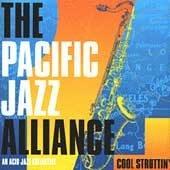 THE PACIFIC JAZZ ALLIANCE - Cool Struttin' (1994) - CD