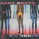 MC BREED - Rare Breed [Explicit Lyrics] (2002) - CD