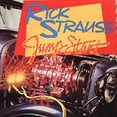 RICK STRAUSS - Jump Start (1988) - CD