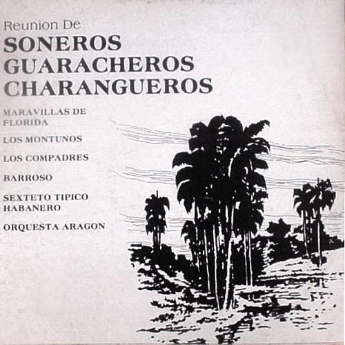 REUNION DE RUMBEROS GUARACHEROS CHARANGUEROS - LP