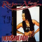 RAJA - NEE  -  Hot & Ready (1994) - CD