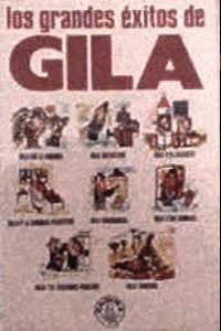 GILA - Los Grandes Exitos De Gila (Comedia) - Cassette Tape