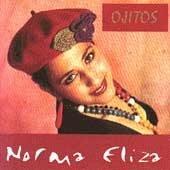 NORMA ELIZA - Ojitos (1994) - CD