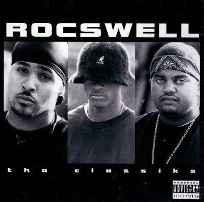 ROCSWELL - Rocswell the Classiks (2002) [Explicit Lyrics] - CD