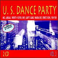 US Dance Party Vol. 2 - Various Artist (1995) - 2 CD's