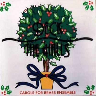 DECK THE HALLS - Carols For Brass Ensemble (1997) -  Christmas CD