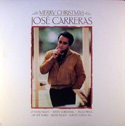 JOSE CARRERAS - Merry Chistmas (1987) - CD