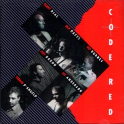 CODE RED - Code Red (1989) - CD