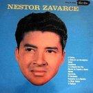 NESTOR ZAVARCE - Nestor Zavarce - LP