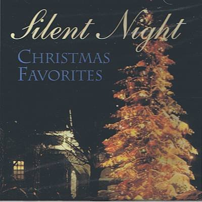 SILENT NIGHT - Christmas Favorites (1995) - CD