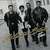 ATLANTIC STARR - Time (1994) - CD
