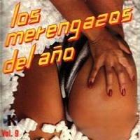LOS MERENGAZOS DEL A�O Vol.9 -Varios Artistas (1992) - CD