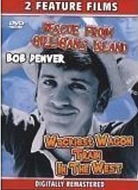 Rescue From Gilligan's Island / Wackiest Wagon Train - DVD