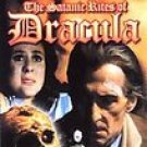 THE SATANIC RITES OF DRACULA  (1973) - DVD