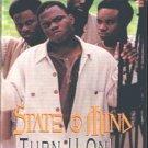 STATE - O - MIND - Turn U On - Cassette Single