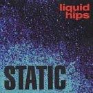 LIQUID HIPS - Static (1994) - CD