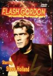 FLASH GORDON - Starring Steve Holland - DVD