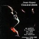 JEAN ROGER CAUSSIMON - The INTEGRALE 1970 - 1980(Vol.4) - CD