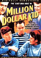 MILLION DOLLAR KID (1944) - DVD