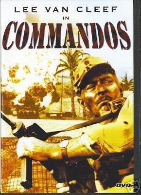 COMMANDOS (1973) - DVD