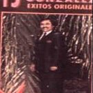 ODILIO GONZALEZ - 15 Exitos Originales Vol. 5 - Cassette Tape