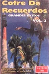 COFRE DE RECUERDOS - Grandes Exitos Vol. 2 - Cassette Tape