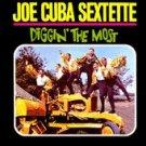 JOE CUBA SEXTETTE - Diggin' The Most (1986) - Cassette Tape