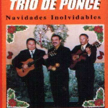 TRIO DE PONCE - Navidades Inolvidables - Cassette Tape