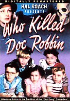 WHO KILLED DOC ROBBIN? (1948) - Sealed DVD