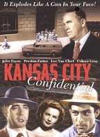 KANSAS CITY CONFIDENTIAL (1952) - DVD