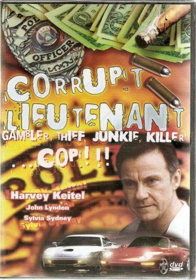 CORRUPT LIEUTENANT (1983) - DVD