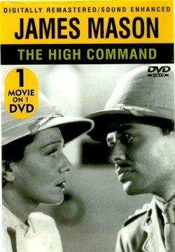 HIGH COMMAND (1936) - DVD